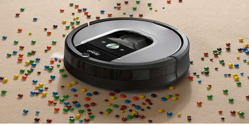 Comment fonctionne un iRobot Roomba 960