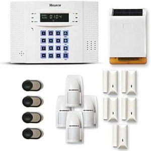 Comment fonctionne l'alarme maison sans fil DNB